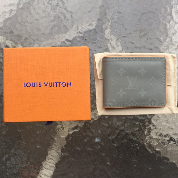 bdebb8f79110 Louis Vuitton Other - Men s Monogram Titanium Multiple Wallet